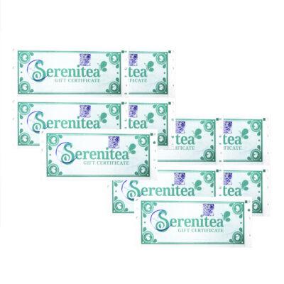 10x P100 Gift Certificate