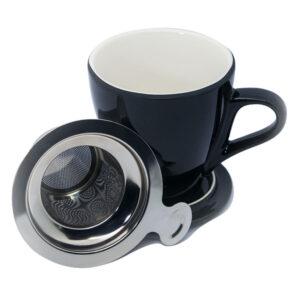 cafe de tiamo mug lid with strainer