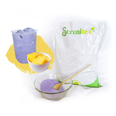 taro pudding home kit