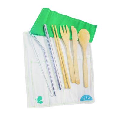 reusable utensil burito